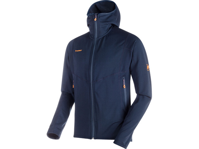 Mammut Eiswand Advanced ML Hooded Jacket Herr night